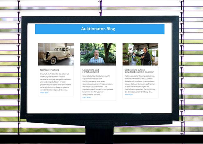Auktionator-Blog